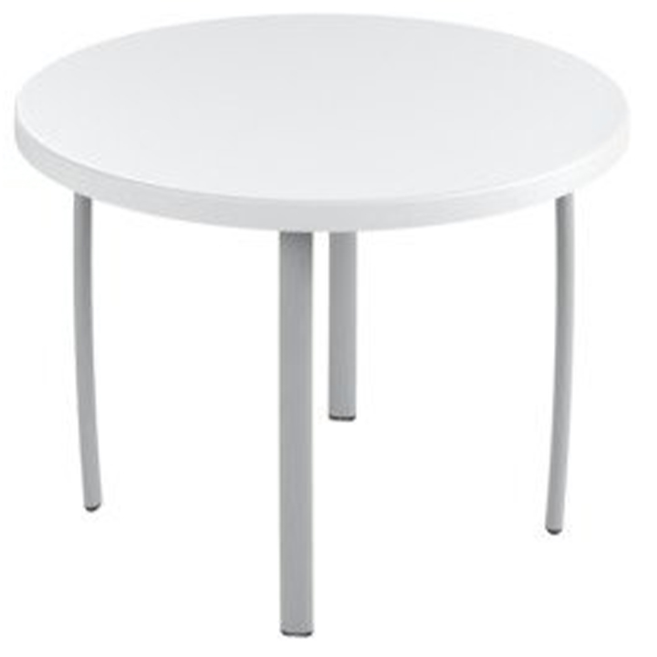 Aloe 24″ Round Free Standing Table