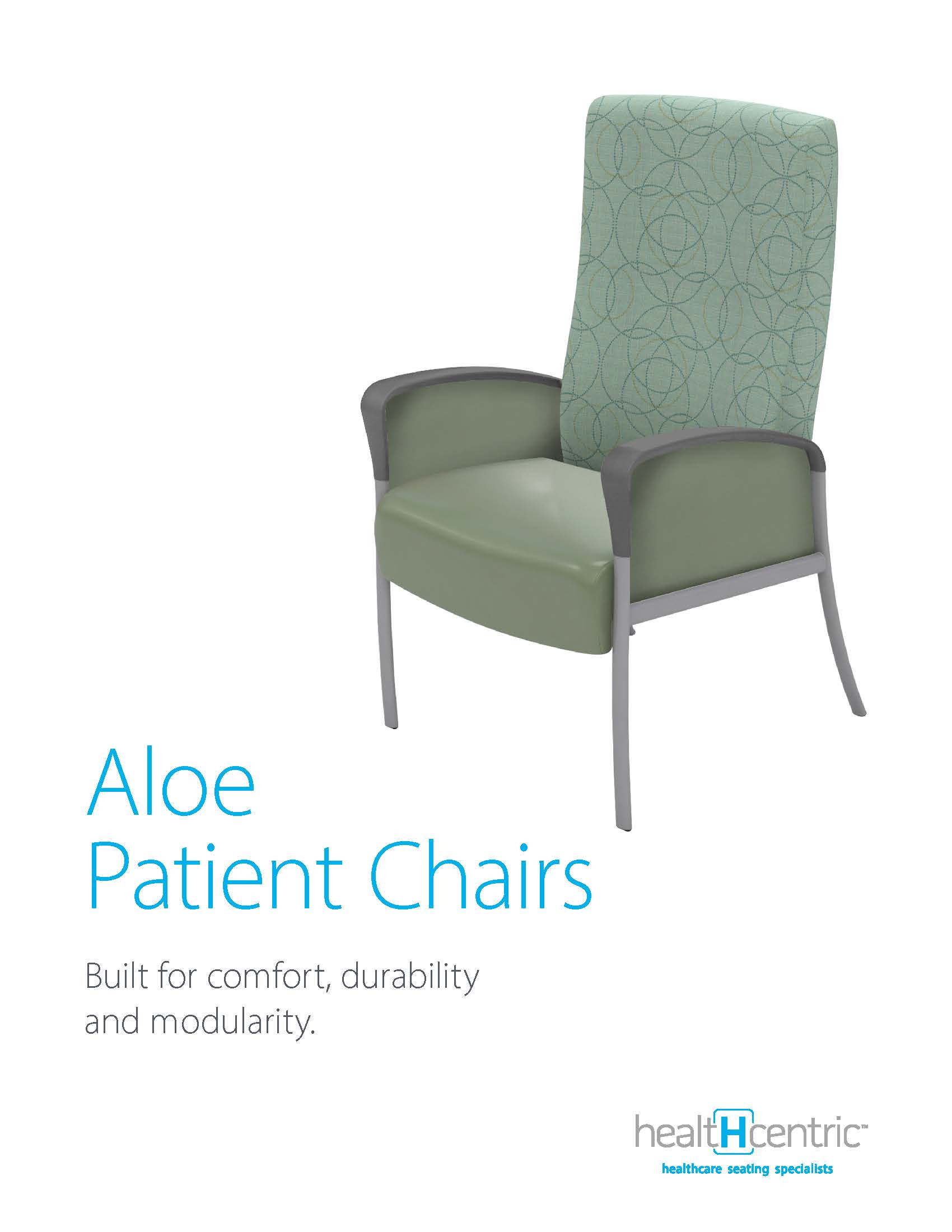 Aloe Patient Chairs